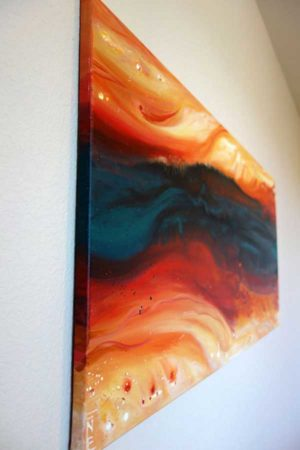 Vibrant-Swirl-Abstract-Painting-Side