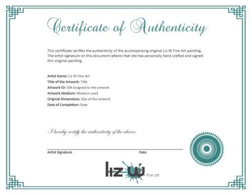 lizw-example-certificate