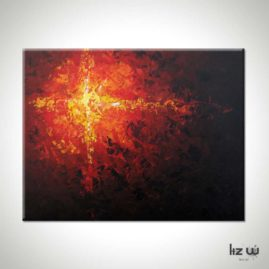 Element-of-Fire-Abstract-Painting