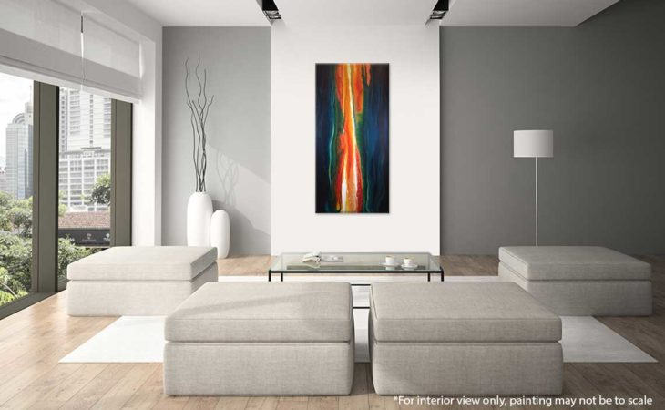 Ignited-Liz-W-Abstract-Lava-Painting-interior-2
