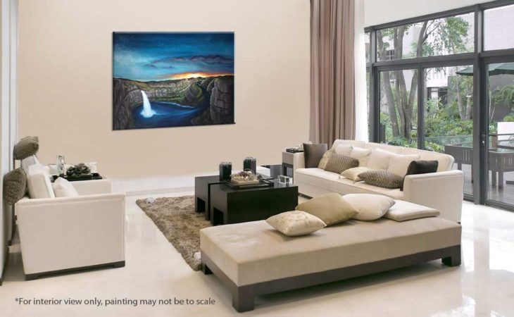 Palouse-Falls-Waterfall-Painting-interior-view