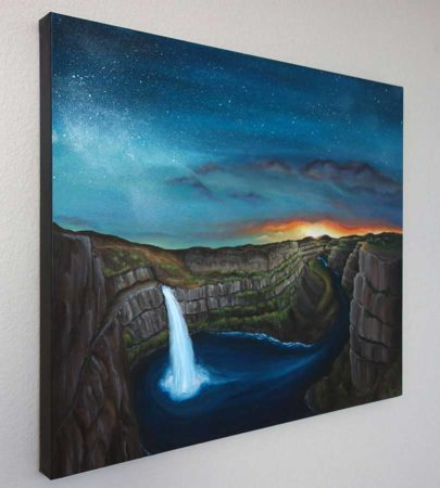 Palouse-Falls-Waterfall-Painting-side-view