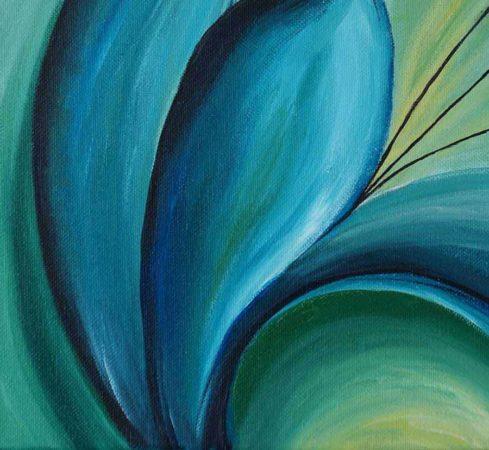 Aqua-Petals-Flower-Petal-Painting-close-up