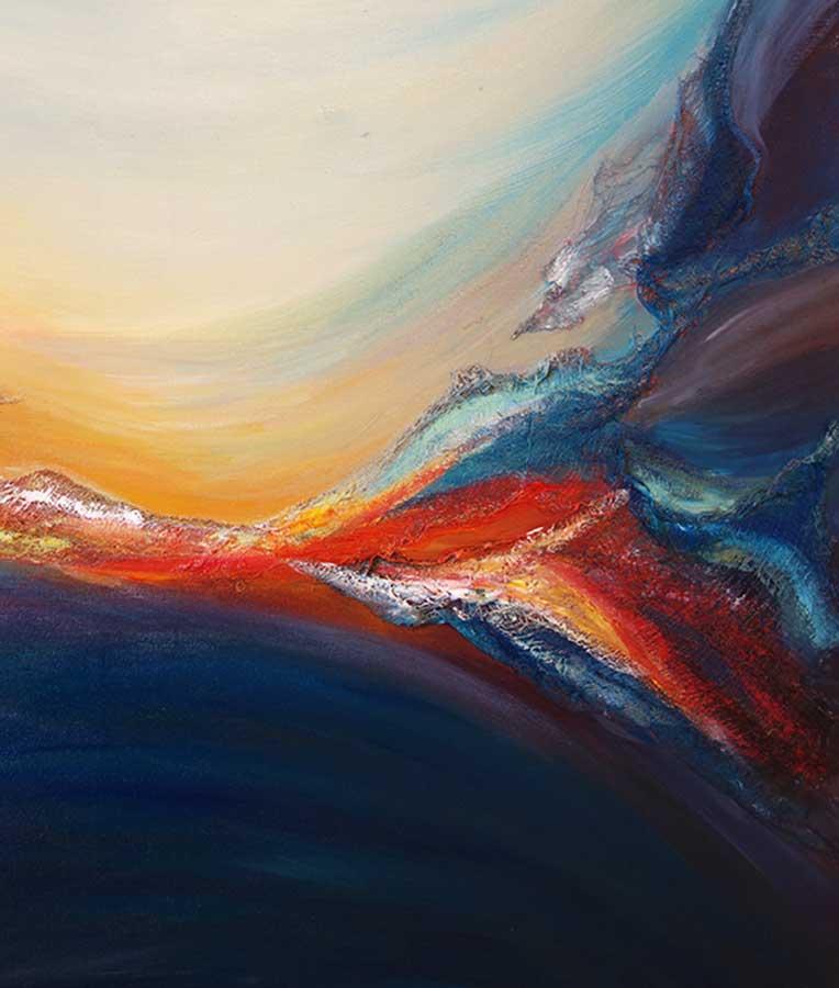 Advanced Abstract Painting   VisArts