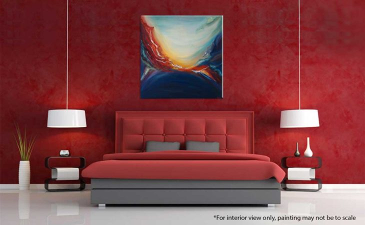 Daybreak-Abstract-Painting-interior-view-2