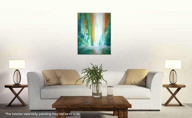 Maui-Falls-Waterfall-Painting-interior-view