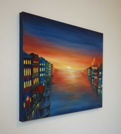 Venice-Sunset-Painting-side