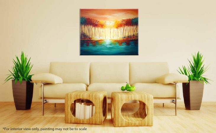 Myers-Lake-Landscape-Painting-interior-view