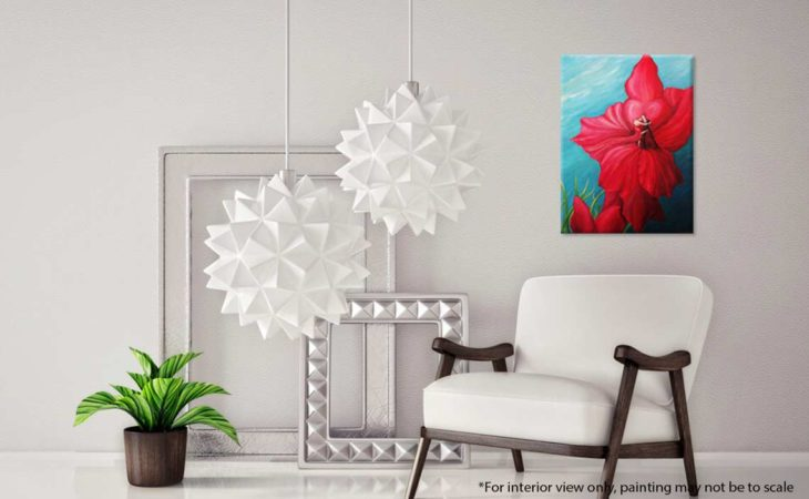 Tango-Floral-Painting-Argentine-Tango-Liz-W-Floral-Painting-interior