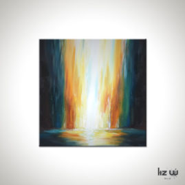 Abstract-Waterfall-Painting-Into-the-Light-Liz-W-Abstract-Painting