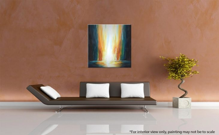 Abstract-Waterfall-Painting-Into-the-Light-Liz-W-Abstract-Painting-interior-4