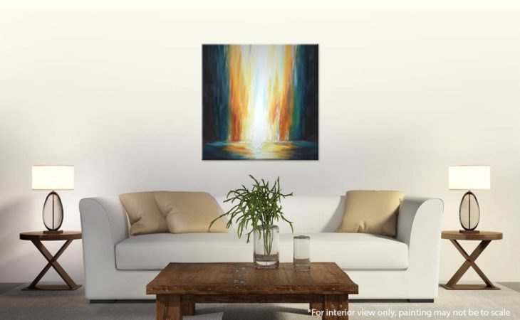 Abstract-Waterfall-Painting-Into-the-Light-Liz-W-Abstract-Painting-interior-5