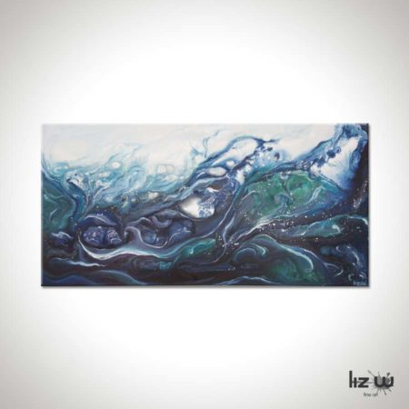 Abstract-Sea-Painting-Marine-Life-Liz-W-Abstract-Painting