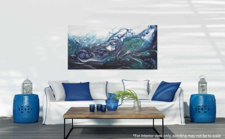 Abstract-Sea-Painting-Marine-Life-Liz-W-Abstract-Painting-Interior-2