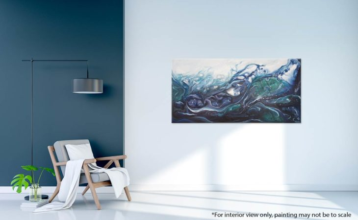 Abstract-Sea-Painting-Marine-Life-Liz-W-Abstract-Painting-Interior-4