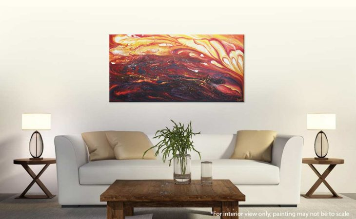 All-you-have-is-your-fire-Abstract-Painting-Liz-W-interior-3