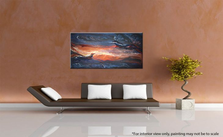 The-Chasm-Abstract-Geothermal-Canyon-Painting-Liz-W-interior