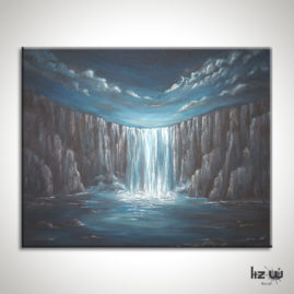 Moonlight-Falls-Painting-Liz-W