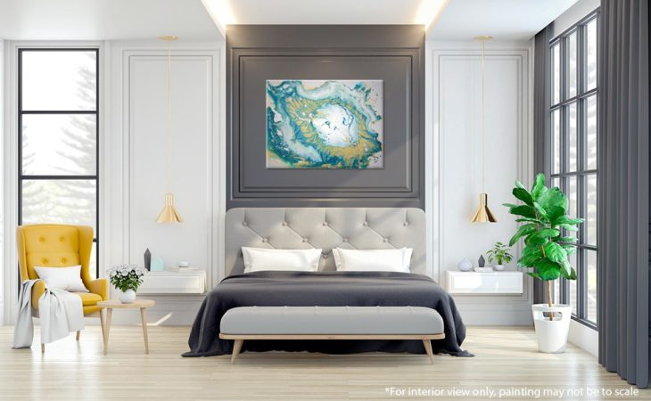 Gold-Diffusion-Abstract-Painting-Liz-W-interior