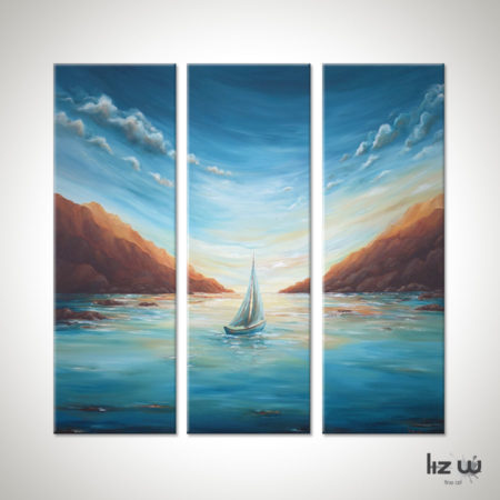 Nautical-Sailboat-Painting-Liz-W