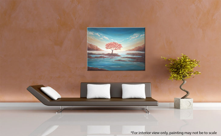 The-Copper-Tree-Painting-Seascape-Liz-W-interior-4