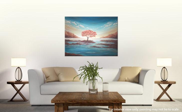 The-Copper-Tree-Painting-Seascape-Liz-W-interior-5