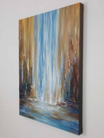 Aspen-Falls-Abstract-Waterfall-Painting-Liz-W