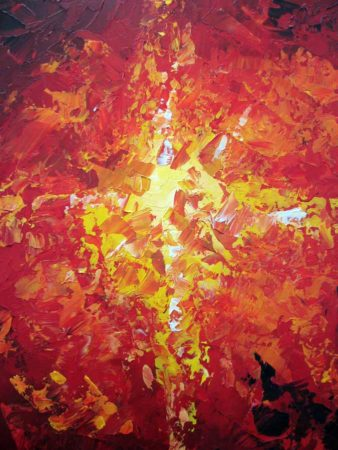 Element-of-Fire-Abstract-Painting-close-up