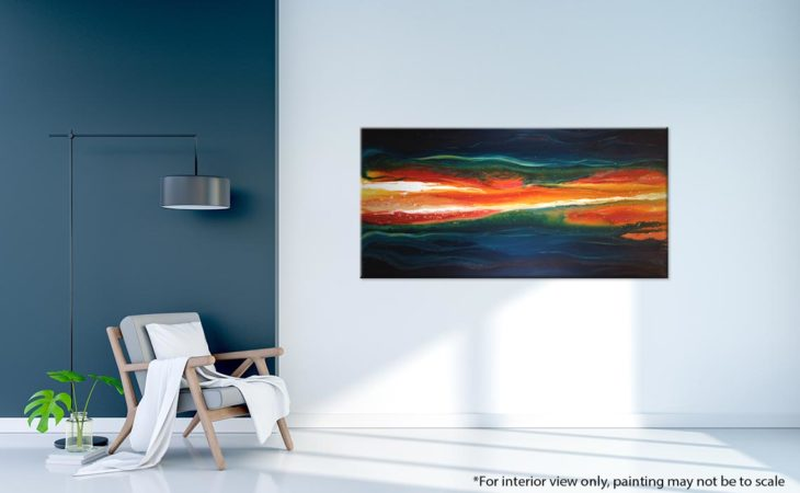 Ignited-Liz-W-Abstract-Lava-Painting-interior-3