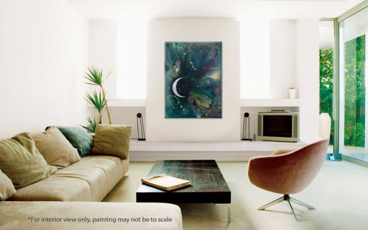 Moonstruck-Abstract-Painting-interior-view