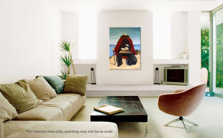 The-Therapist-Landscape-Painting-interior-view