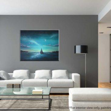 Crescent-Sail-Moon-Sailboat-Painting-interior-view