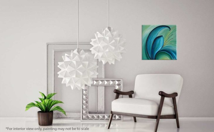 Aqua-Petals-Flower-Petal-Painting-interior-view