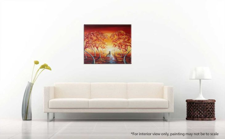 Rooted-Love-Tree-Painting-interior-view