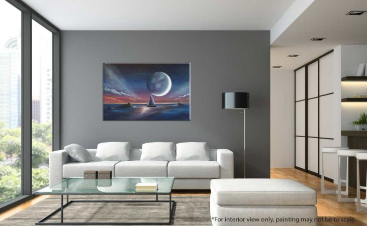 Sail-Under-Moonlight-Sailboat-Painting-interior-view