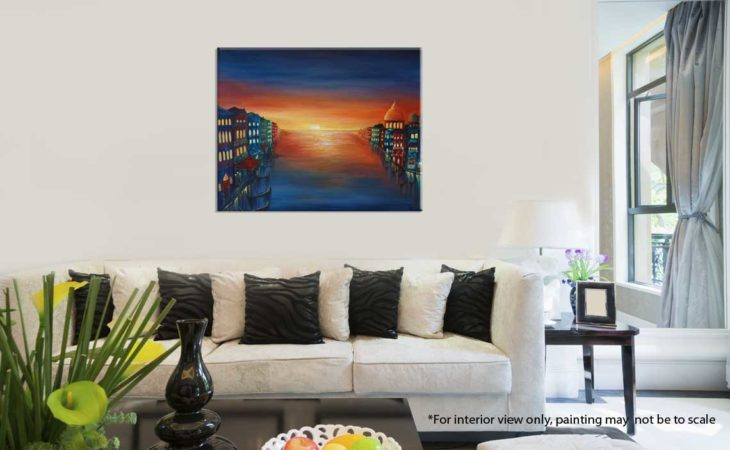 Venice-Sunset-Painting-interior-view-2