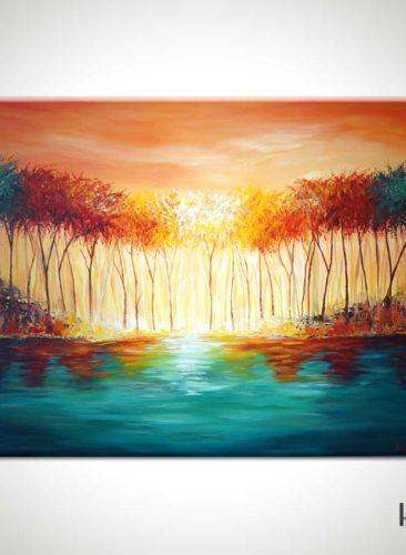 Myers-Lake-Landscape-Painting
