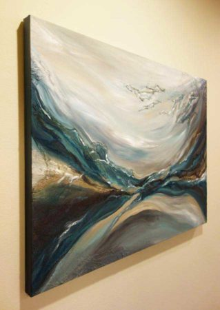Through-Water-to-Earth-Abstract-Painting-side-Liz-W