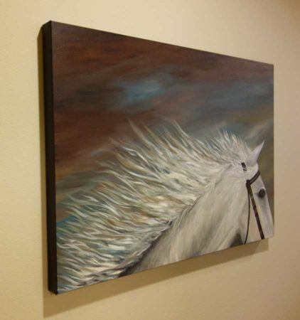 White-Horse-Painting-Liz-W-Figure-Painting-side