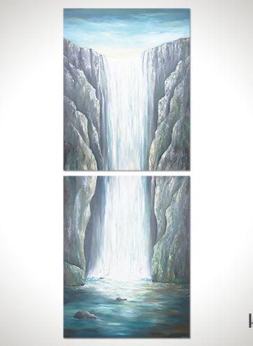 Grand-Falls-of-Rivendell-Liz-W-Waterfall-Painting-1