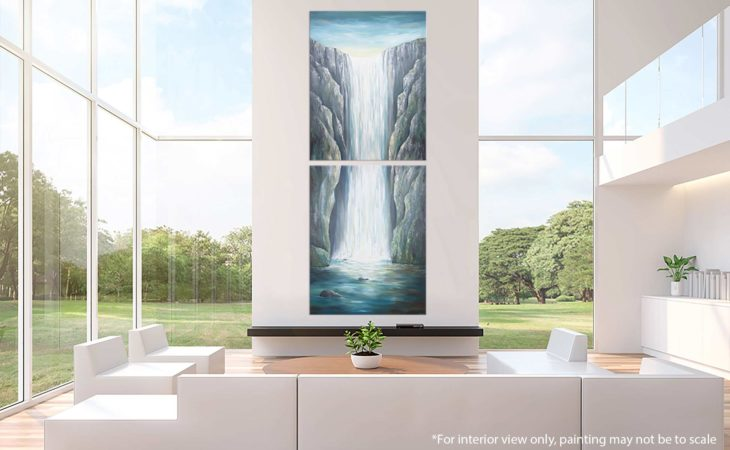 Grand-Falls-of-Rivendell-Liz-W-Waterfall-Painting-1