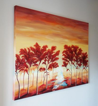 Landscape-Tree-Painting-Whispering-Path-Through-the-Trees-Liz-W-Landscape-Painting-side