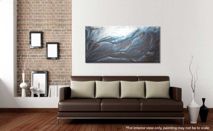 A-Poets-Heart-Abstract-Painting-Liz-W-interior