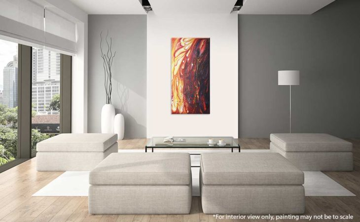 All-you-have-is-your-fire-Abstract-Painting-Liz-W-interior-2