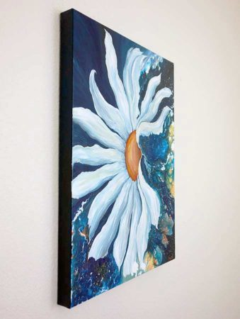 Floral-Daisy-Painting-Liz-W-side-2