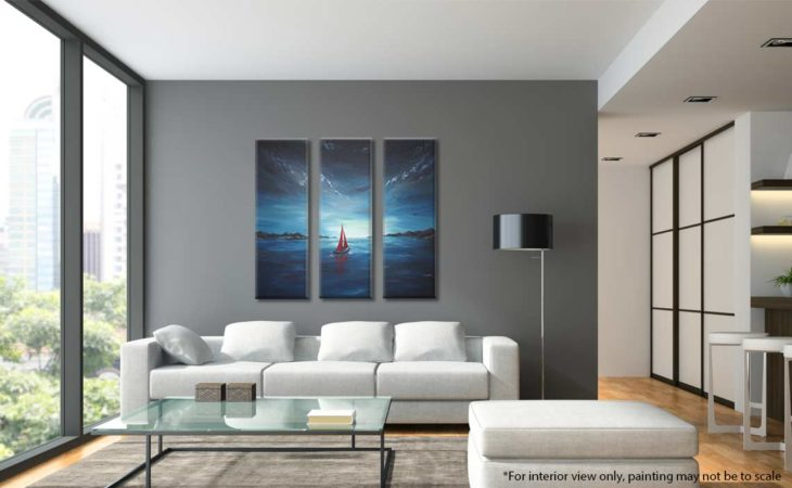 Twilight-Red-Sailboat-Painting-Liz-W-interior-8