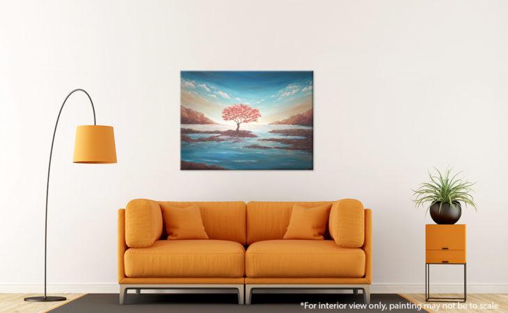 The-Copper-Tree-Painting-Seascape-Liz-W-interior-3