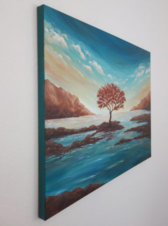 The-Copper-Tree-Painting-Seascape-Liz-W-side