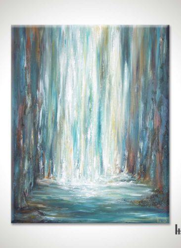 Rainbow-Falls-Waterfall-Painting-Liz-W.1