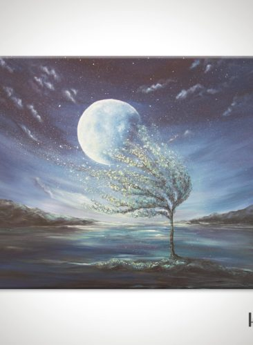 Moonlight-Tree-Surreal-Painting-Liz-W
